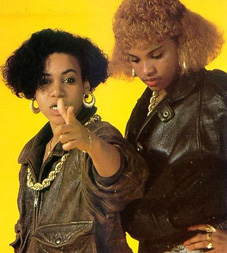 Salt-N-Pepa keeping it real