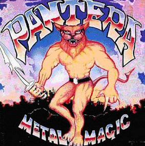 Pantera - Black Magic