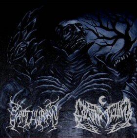 Sapthuran & Leviathan - s/t split