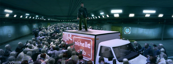 Nothing like a good bit of Dead Rising to start the Halloween mood off!