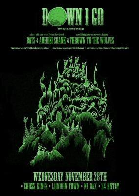 DIG Tour Poster!