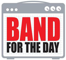 band for the day will bring smiles to local bands eyes!