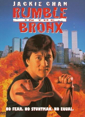Jackie Chan - big fan of punk rawk.