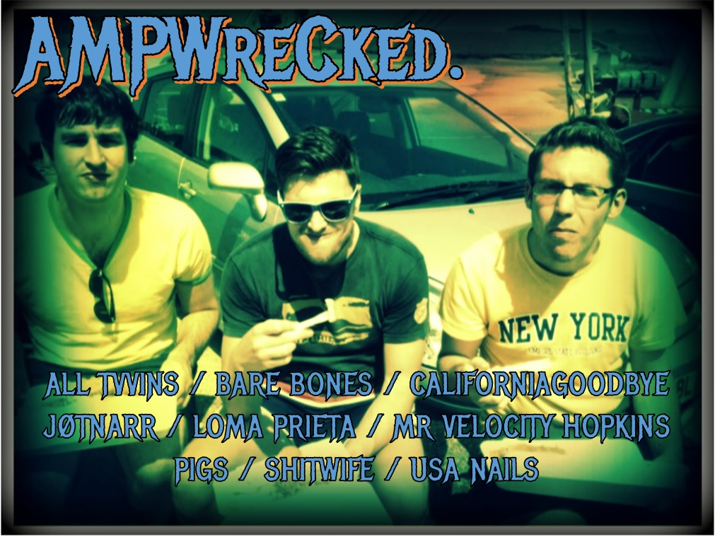 AMPWreCked 1